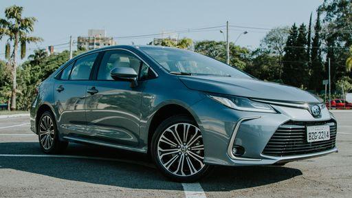 Análise | Toyota Corolla 2020 Hybrid dá show em consumo, tecnologia e conforto