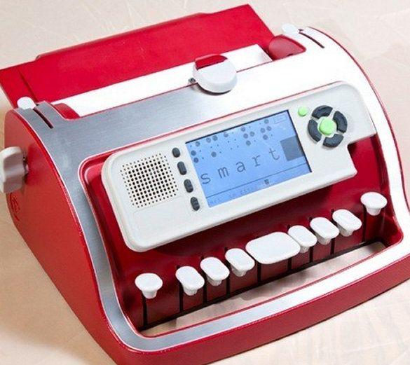 Perkins Smart Brailler