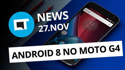 Bug no Facebook Messenger; Android 8 no Moto G4; Samsung se desculpa [CT News]