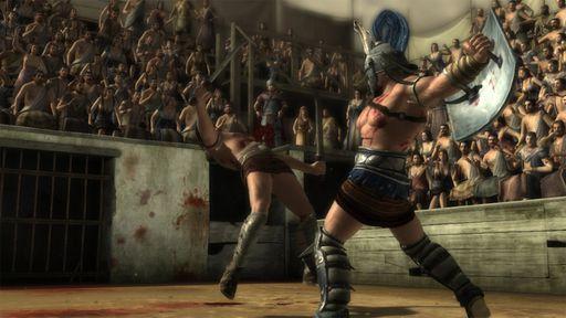 Ubisoft anuncia o lançamento de Spartacus Legends