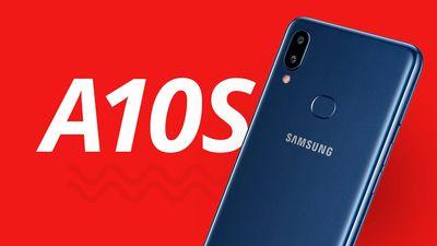 Samsung Galaxy A10s: um pouco diferente, mas nada melhor [Unboxing/Hands-on]