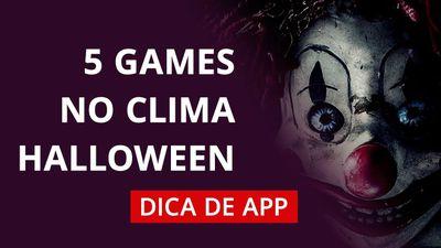 5 jogos de terror para Android e iOS #DicaDeApp