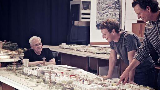Facebook apresenta hoje seus planos para um novo campus na Califórnia