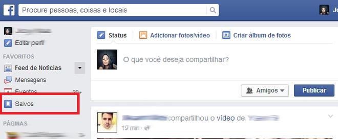 Facebook links salvos
