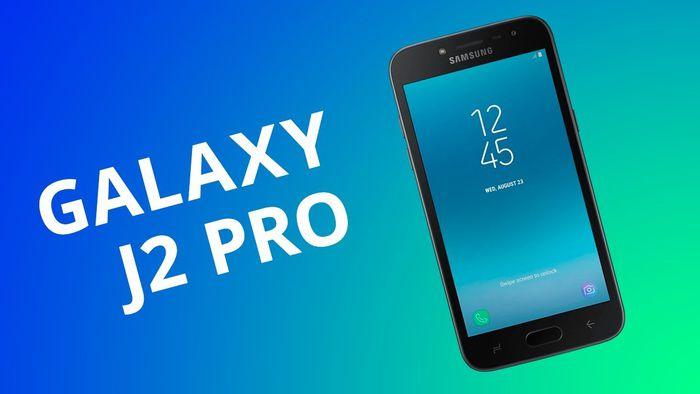 3b9d8d92a1e Samsung Galaxy J2 Pro  Análise   Review  - Vídeos - Canaltech