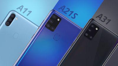 Galaxy A11, A21s, A31: qual escolher entre os básicos da Samsung?