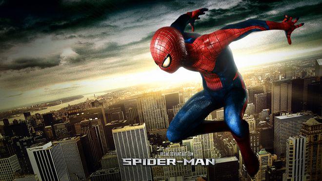 Trailer Homem-Aranha - The Amazing Spiderman Espetacular Homem Aranha