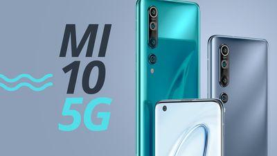 Mi 10 5G: a versão sem graça do principal modelo da Xiaomi de 2020