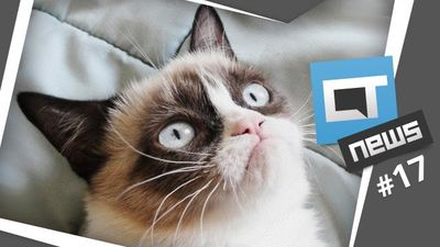 iPhone 5C, café do Grumpy Cat, 3G no Brasil, USB-PC e + [CT News #17]