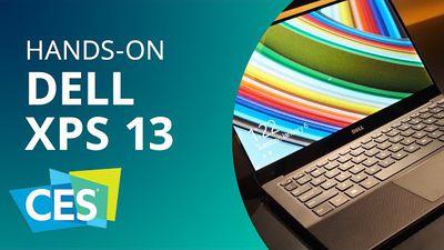 Dell XPS 13: o laptop que todos querem levar pra casa [Hands-on | CES 2015]