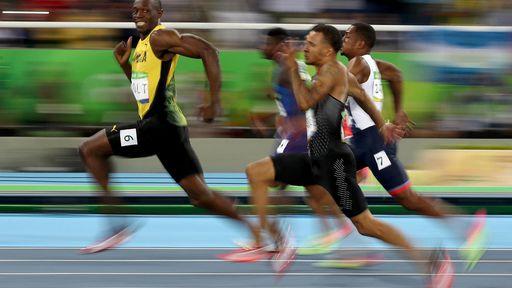 Mais rápido que o Flash, Usain Bolt é o novo meme da Olimpíada do Rio