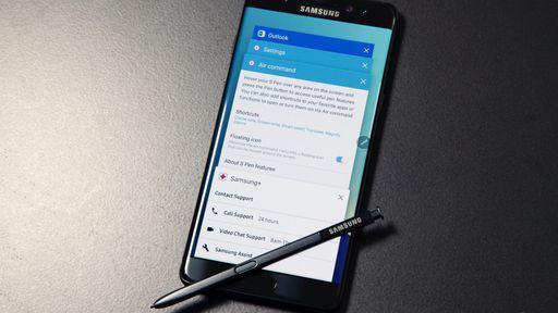 Samsung adia data de relançamento do Galaxy Note7