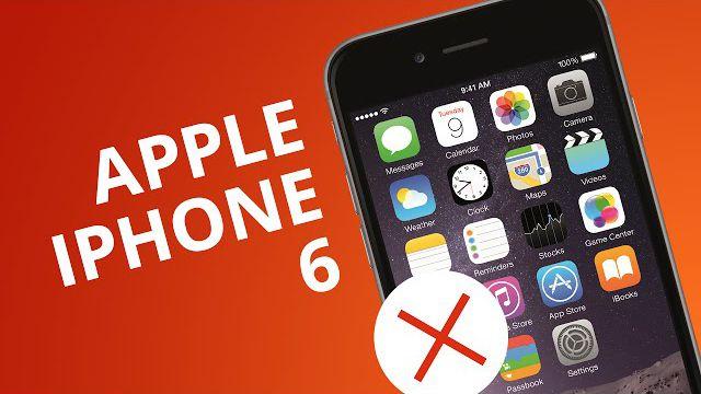 66e6323b5c8f0 APPLE IPHONE 6  5 motivos para NÃO COMPRAR  5 Motivos  - Vídeos - Canaltech