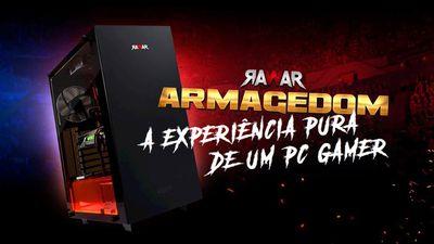 RAWAR Armagedon: a experiência pura de um PC Gamer