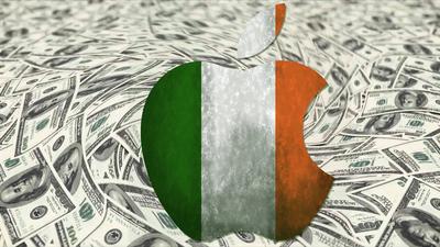 Irlanda receberá da Apple mais de 13 bilhões de euros em impostos atrasados