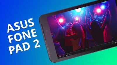 ASUS Fonepad 2: não é um smartphone, mas sim um tablet muito interessante [Análise]