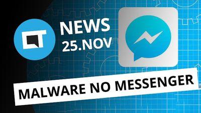 Ransomware se espalha no Messenger; queda nas vendas não abalará Xiaomi e + [CTNews]