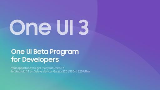 Samsung confirma One UI 3.0 com Android 11 e lança programa de testes
