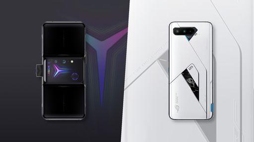 ROG Phone 5 Ultimate vs Legion Phone Duel 2: qual oferece a melhor experiência?