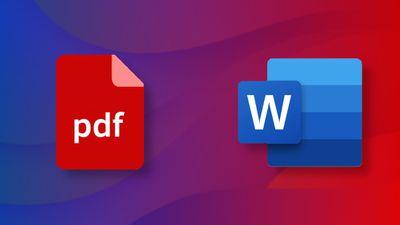 Como converter arquivos PDF em DOC?