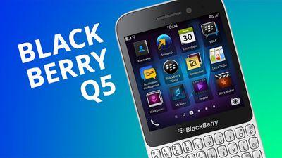Q5: o irmão caçula da família BlackBerry que não deixa especificações de lado [A