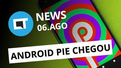 Android Pie é lançado; Possível greve dos Correios; Tinder do Facebook [CT News]