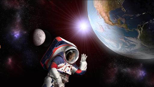 Comitê propõe novo limite para a exposição de astronautas à radiação espacial