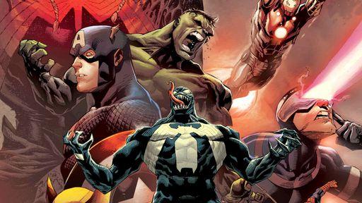 Venom está no centro do próximo grande evento da Marvel Comics