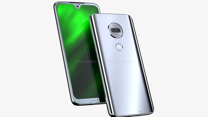 7d1d0f7ef Moto G7 Power deve ser lançado com bateria monstruosa de 5.000 mAh -  Smartphone