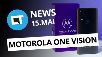 Motorola One Vision no Br; Alerta da Microsoft e + [CT News]