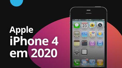 Design do iPhone 4 pode ser base para o iPhone de 2020 [CT News]