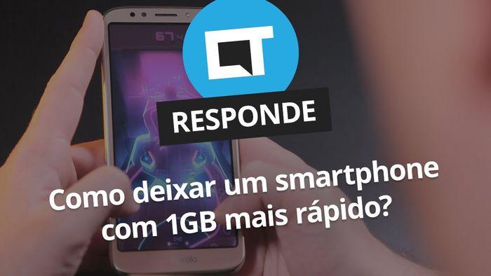 f3a9736e0bfa9 Como deixar smartphones com 1GB de RAM mais rápido   CT Responde  - Vídeos  - Canaltech