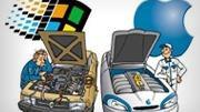 6 diferenças entre PCs e Macs