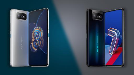 Zenfone 8 Flip vs Zenfone 7: a nova geração realmente traz evoluções?