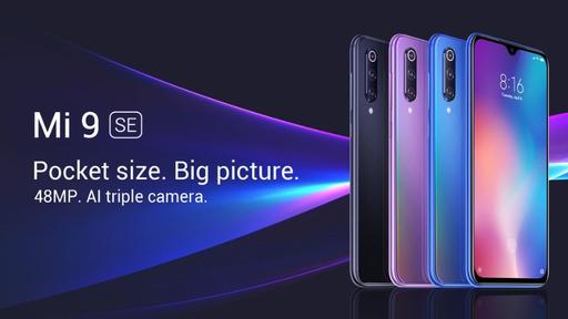 Xiaomi usa o Twitter para anunciar lançamento do Mi 9 SE