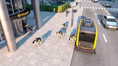CES 2019 | Cachorros-robôs serão o futuro do ramo de entregas