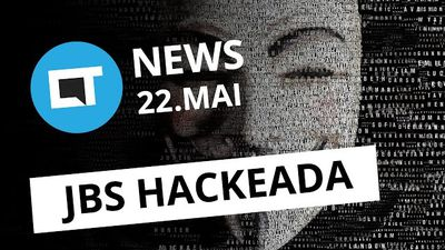 Anonymous vaza dados da JBS; Moto Z2 Play com bateria menor e + [CT News]