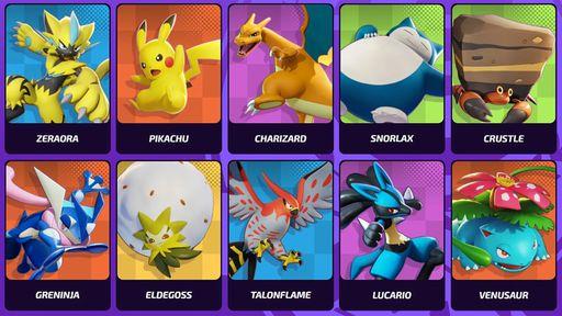 Pokémon UNITE: desbloquear elenco custa até R$ 1 mil