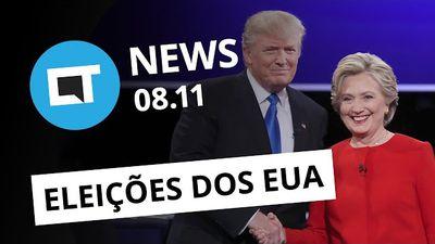 Eleições nos EUA, Filme de Edward Snowden, São Paulo Tech Week e + [CT News]