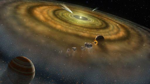 Como se sabe a idade da Terra? Meteoritos ajudaram nessa missão!
