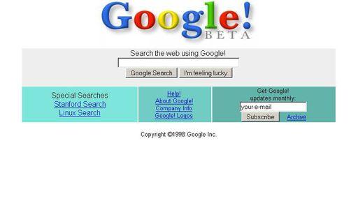 Conheça a história dos buscadores e veja como o Google alcançou o topo