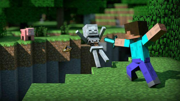 Minecraft para windows 10 recebe multiplayer local multiplataforma minecraft para windows 10 recebe multiplayer local multiplataforma games ccuart Image collections
