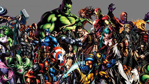 Artbook da Marvel vs. Capcom