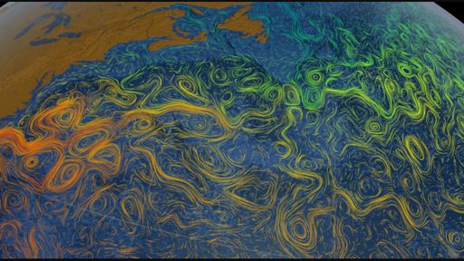 Cientistas alertam que correntes oceânicas estão cada vez mais intensas