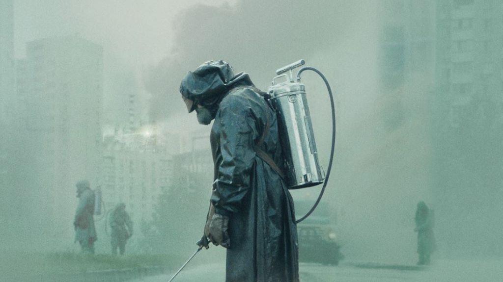 Cena da série Chernobyl. Imagem: Divulgação