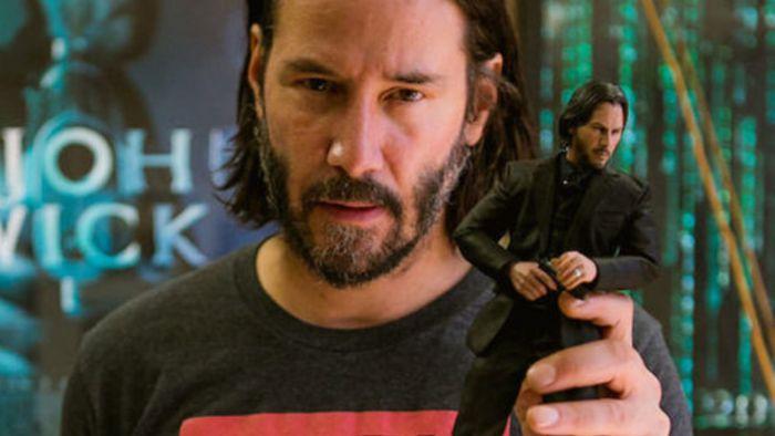 Dublador de Buzz Lightyear revela que Keanu Reeves estará em Toy Story 4 9e69176f0b
