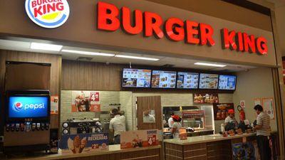 Burger King inaugura autoatendimento em lojas de São Paulo