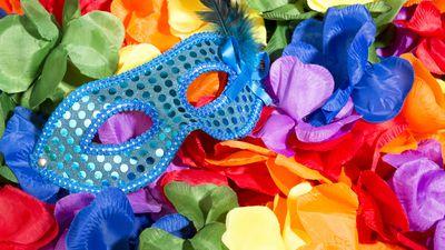 Usar máscara no Carnaval do Rio de Janeiro pode evitar dores-de-cabeça futuras