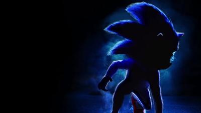 Primeiro pôster da adaptação de Sonic para os cinemas é divulgado