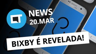 Detalhes da Bixby; lives do Stories salvas; demissão CEO do Uber e + [CTNews]